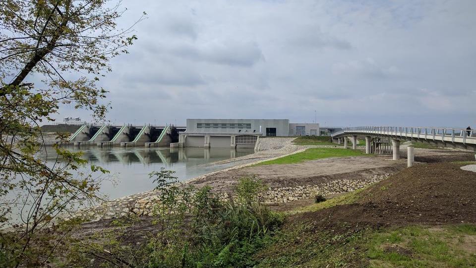 (video, foto) HESS: Spodnja Sava bo šestkrat povrnila državni vložek