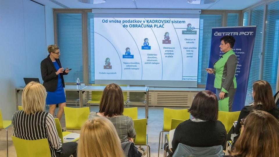 Kako digitalizacija kadrovske funkcije tlakuje pot do agilnega podjetja