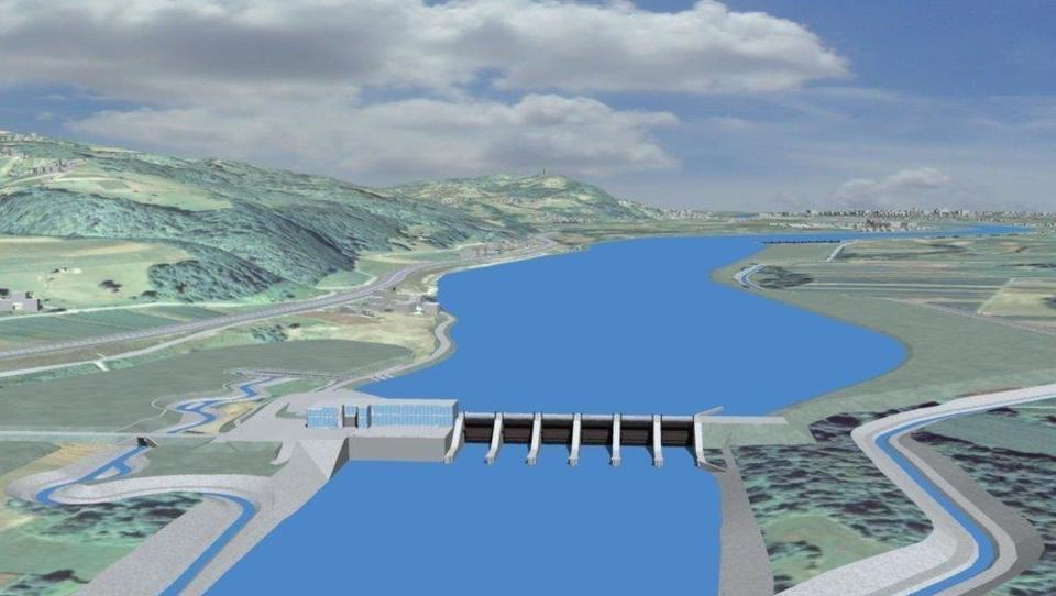 Kako so okoljevarstveniki zamaknili gradnjo hidroelektrarne Mokrice za najmanj pol leta