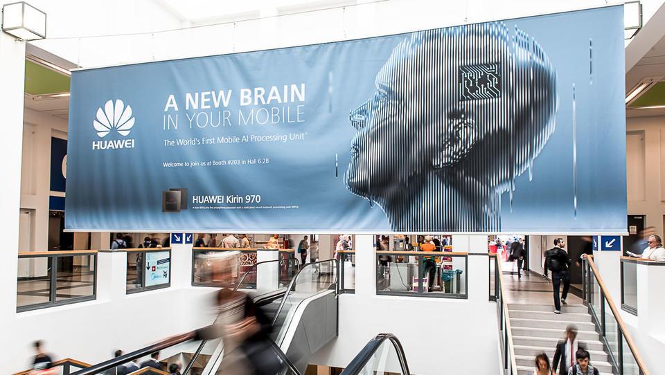 Huawei kljubuje upadu prodaje pametnih telefonov