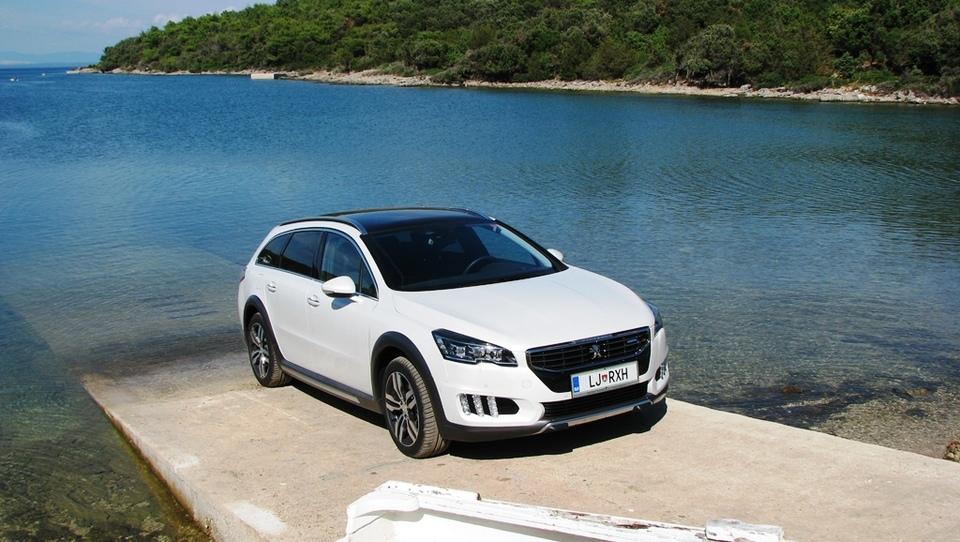 Peugeot in Citroën na preverjanju izpustov brezmadežna