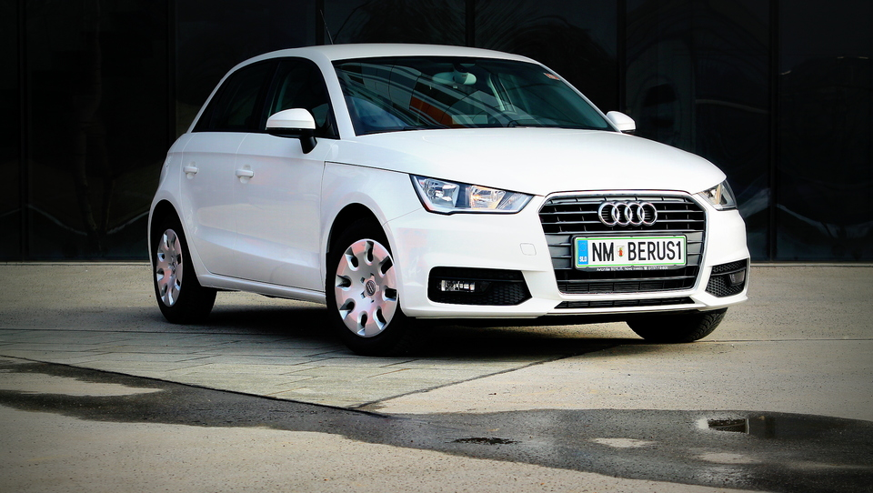 Osveženi Audi A1 bo očaral 150 Slovencev