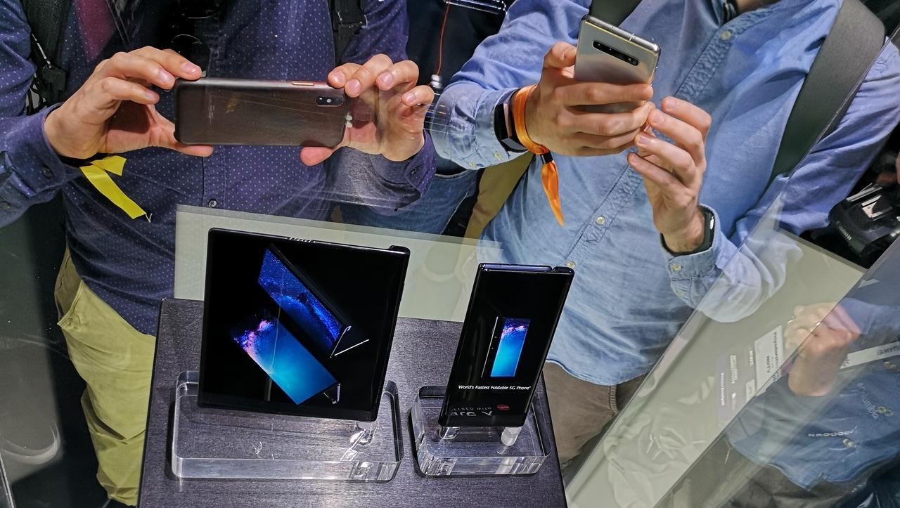 So zložljivi telefoni res prava stvar?
