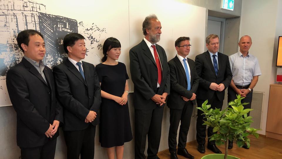 Slovenci in Kitajci se bodo povezali s superračunalniki
