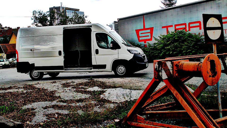 Razkošje tovornega prostora