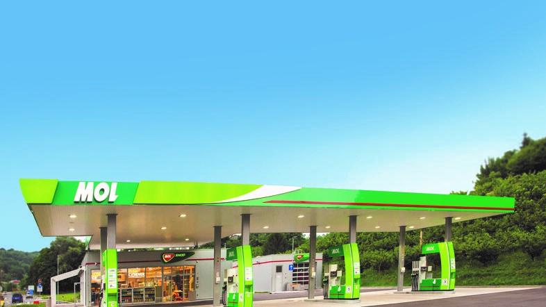 MOL Slovenija z razširjeno ponudbo goriv