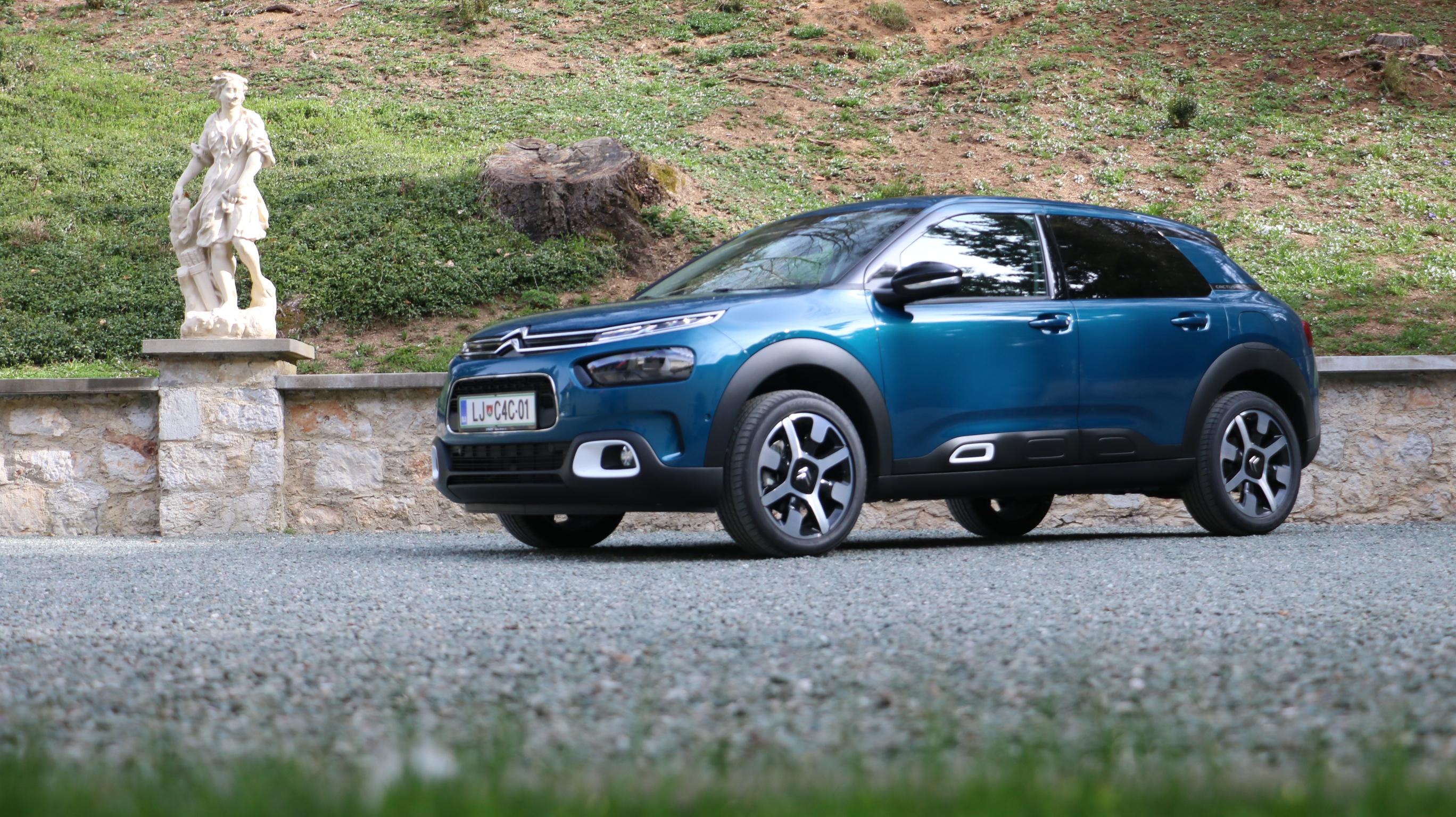Citroënov posebnež z novim poslanstvom