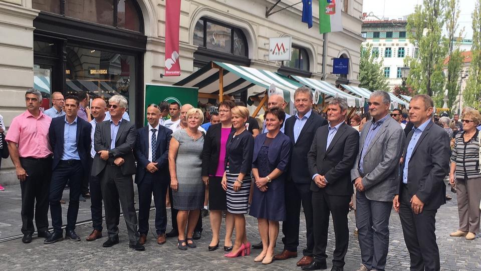 Primorci so s kulinaričnim doživetjem navdušili Ljubljano