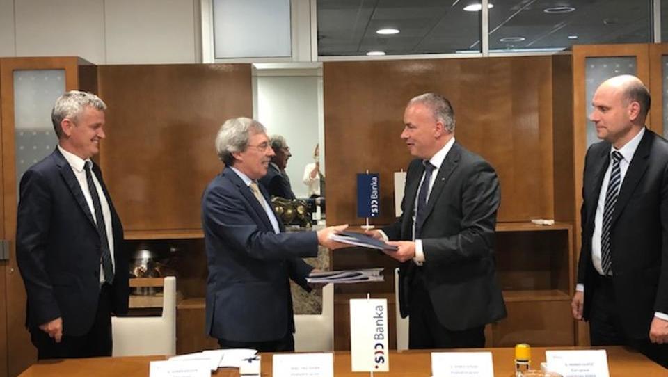 15 milijonov evrov za naložbe v raziskave, razvoj in inovacije prek Gorenjske banke