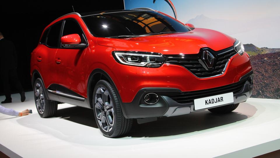 Renault se s kadjarjem podaja na nova pota
