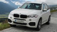 Pripeljali smo novega šefa - BMW X5