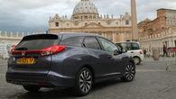 Prtljažnik 'za pol Vatikana'