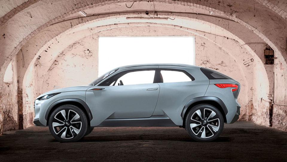 Prvi Hyundai izpod prstov Petra Schreyerja
