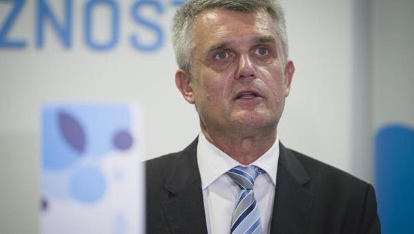 Telekom Slovenije že brez komaj ustoličenega šefa, Merkan je odstopil
