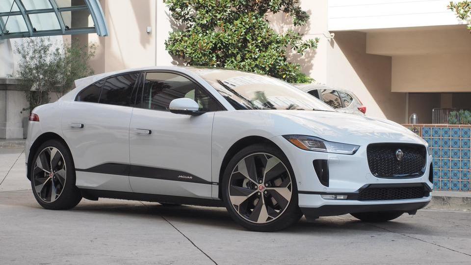 (Prva vožnja) Jaguar I-pace: kako je Jaguar avtomobilski svet postavil na glavo