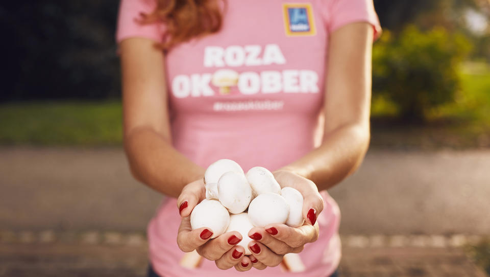 Spoznajte gobe, ki pomagajo preprečevati raka dojk