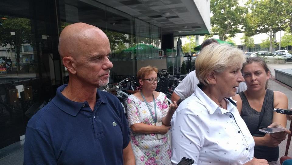Kako je ministrica razočarala šefa Snage Ljubljana