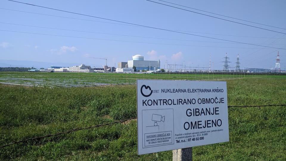 Nuklearka in termoelektrarne so delale s polno paro