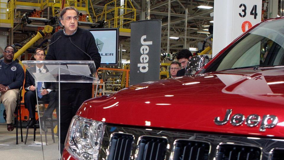 Za rast prodaje bo zastavil Jeepovo osebnost