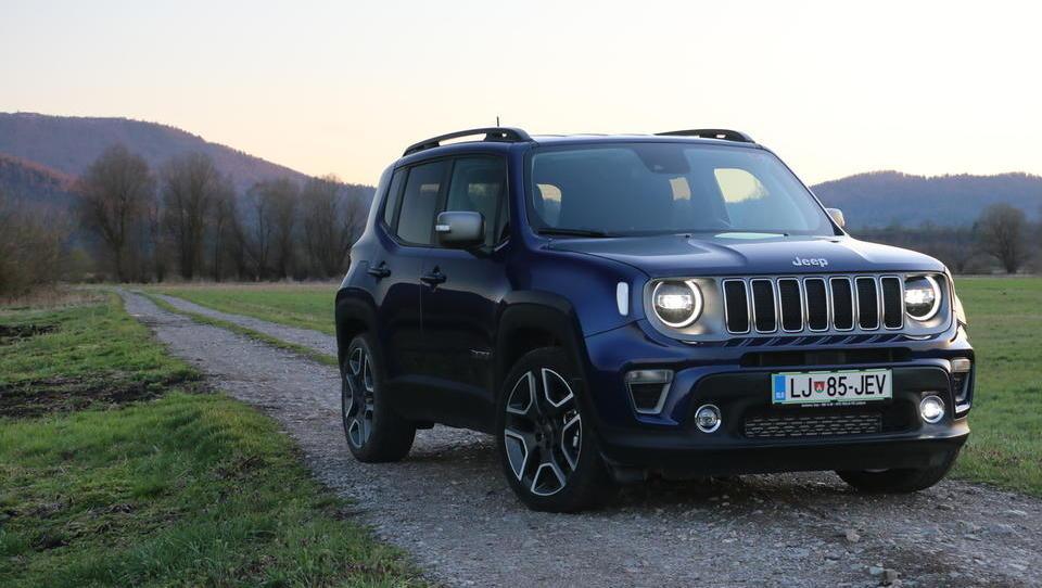 Je renegade pravi Jeep, čeprav ima le prednji pogon?