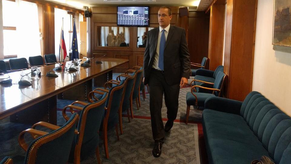 Lebna po prevzemu vodenja ministrstva že čaka sestanek glede odpadkov