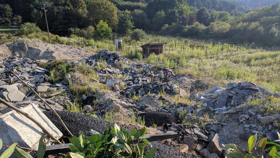 V Sloveniji je vse več odpadkov, najhitreje rastejo gradbeni