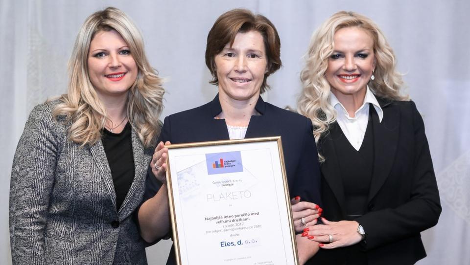 ELES nominiran za mednarodno nagrado za komuniciranje