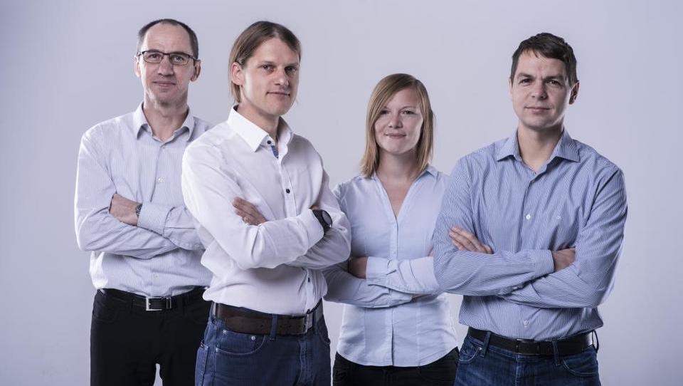 Ljubljansko podjetje z inovacijo za naprednejše zdravstvo do denarja v Bruslju