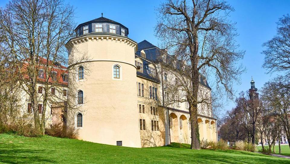 Presunljiva zgodba rokokojske knjižnice in vojvodinje, ki jo je zasnovala