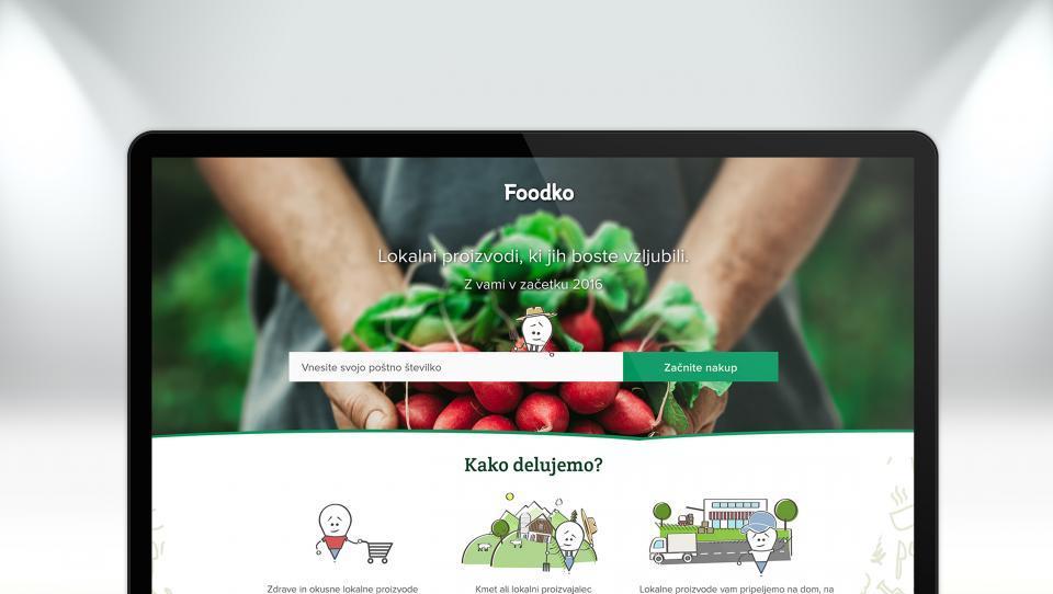 Najpodjetniška ideja: Foodko povezuje male proizvajalce hrane in kmete pri logistiki