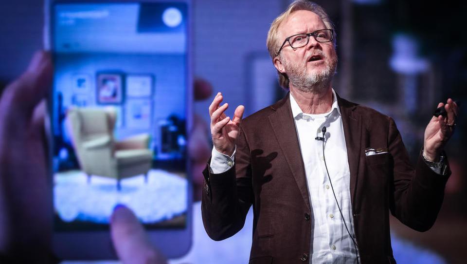 Lars-Johan Jarnheimer, šef Ikee: Bodite točni, ne lažite in ostanite blizu strankam!