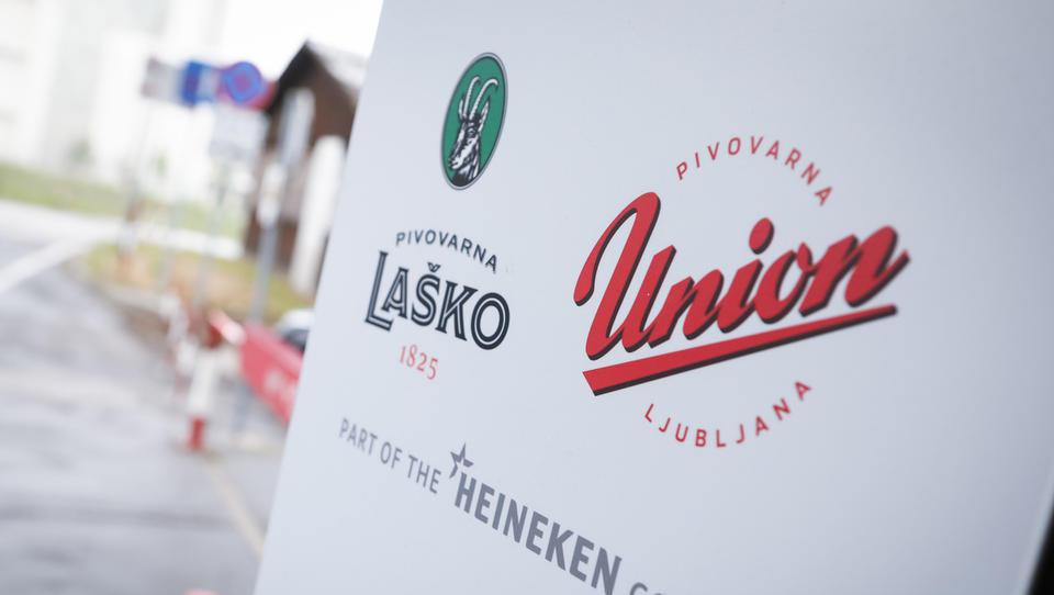 Kako Pivovarna Laško Union posluje pod Heinekenom?