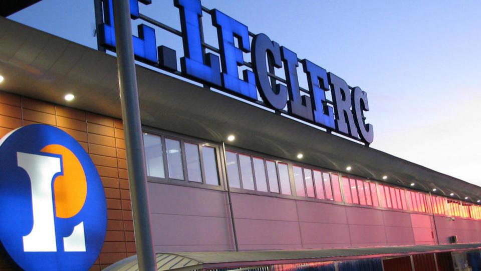 Delo, neuradno: E. Leclerc išče kupce za trgovska centra v Ljubljani in Mariboru