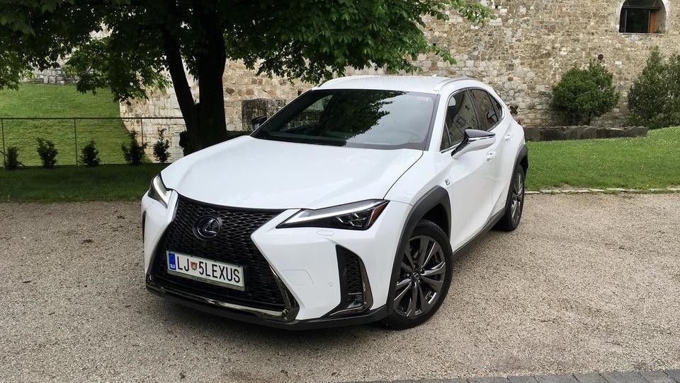 Novinec, s katerim bo Lexus podvojil prodajo