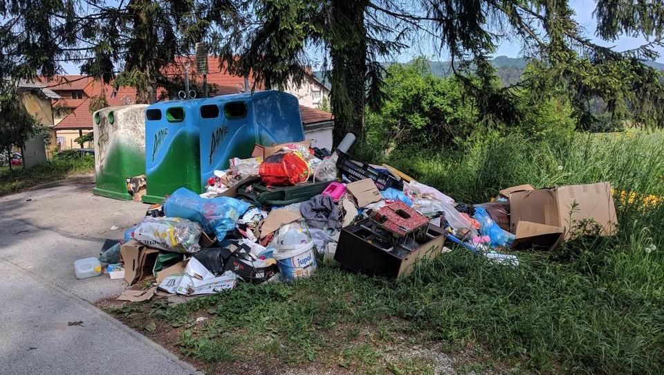 Primerjava občin: kje nakopičijo največ odpadkov