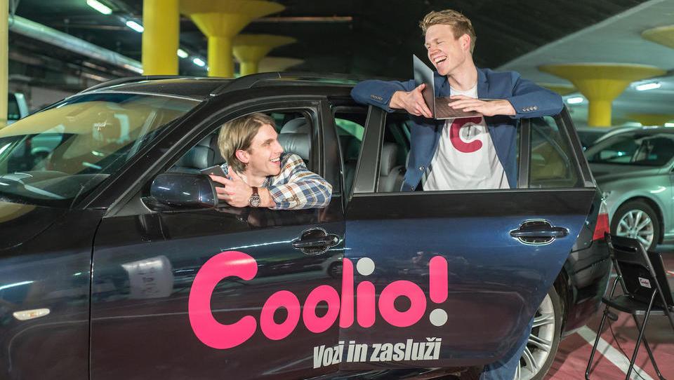 Platforma Coolio: z vsakodnevno vožnjo do zaslužka