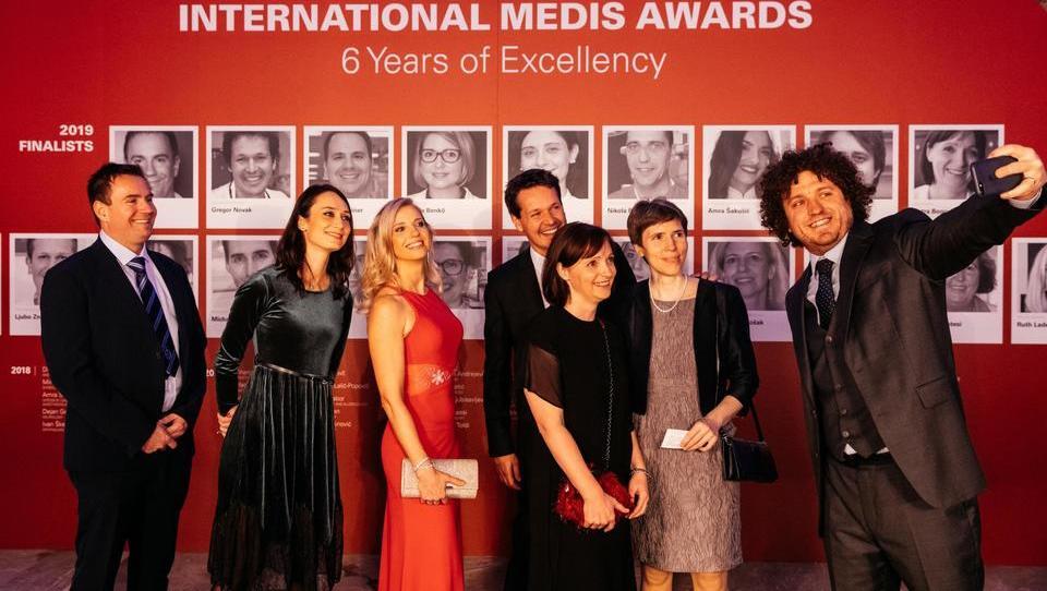 Bogata bera Medisovih raziskovalnih nagrad za slovenske zdravnike