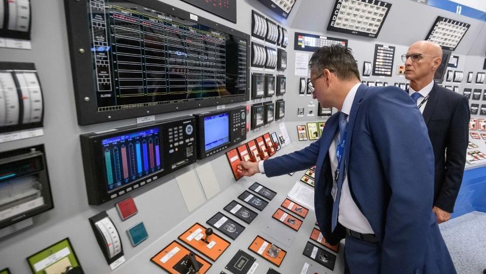 Šarec: jedrska energija ima več plusov kot minusov