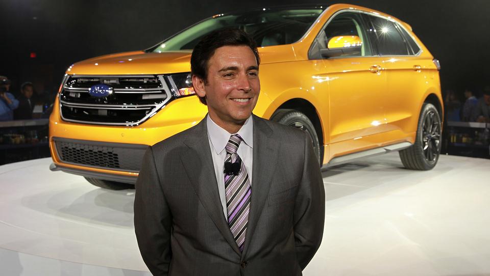 Novi modeli, Rusija in Južna Amerika Fordu odnesli polovico dobička