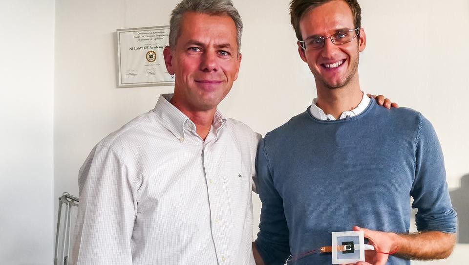 Slovenski raziskovalci izdelali rekordno sončno celico