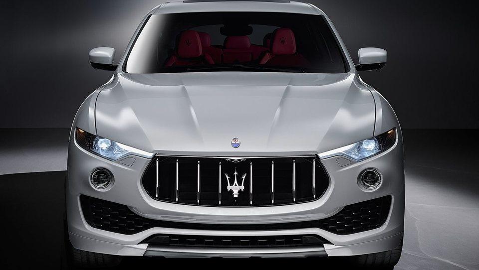 To je Maseratijev prvi športni terenec, zakaj ga krvavo potrebuje?