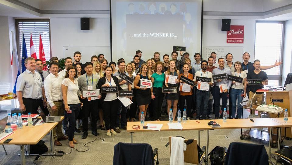 Mednarodna ekipa je v Ljubljani inovirala daljinsko energetiko