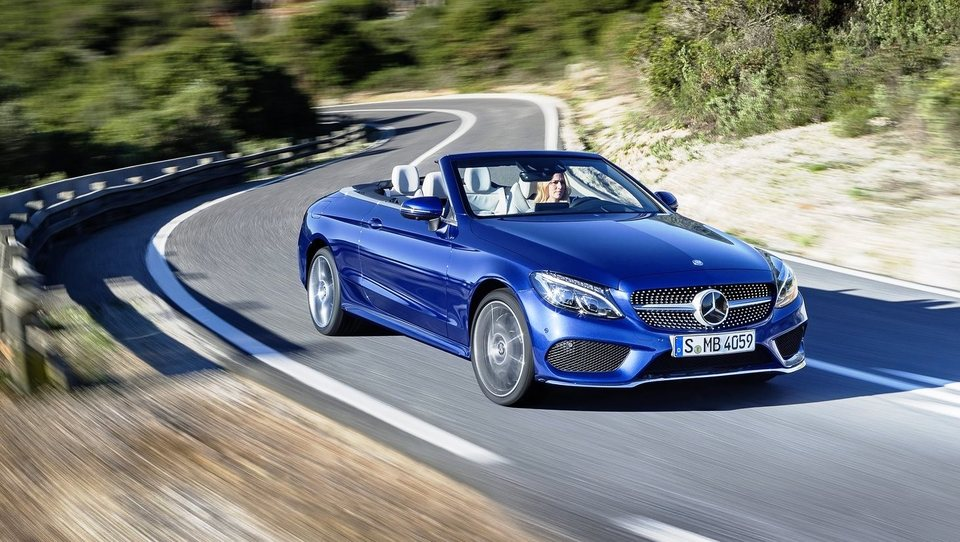 Marec je bil najboljši mesec v 130-letni zgodovini Mercedes-Benza