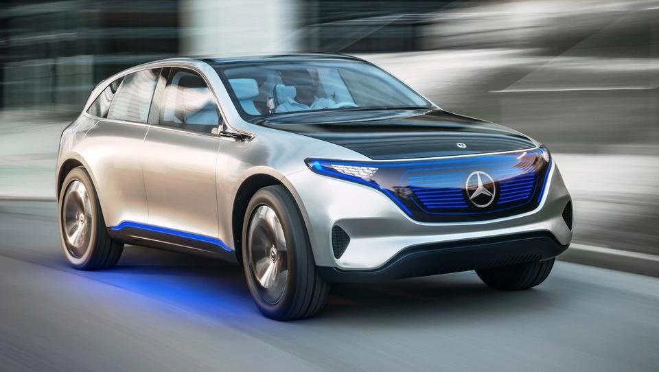 Daimler je skrajšal rok prihoda električnih avtov za tri leta