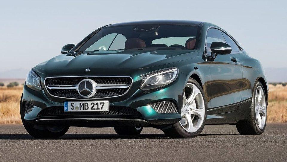 Mercedes-Benz porazil BMW, najlepši je Lešnikov S coupe