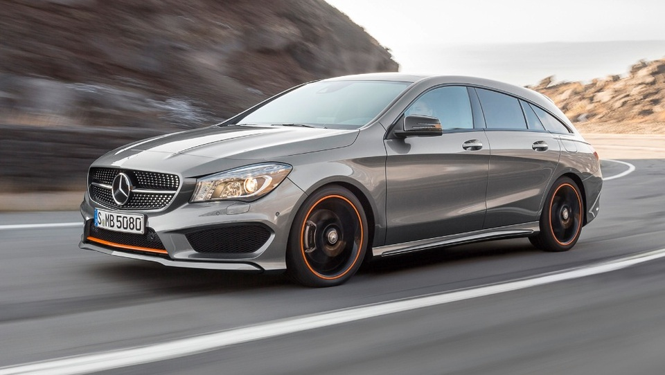 Mercedes ponovno odpira novo nišo