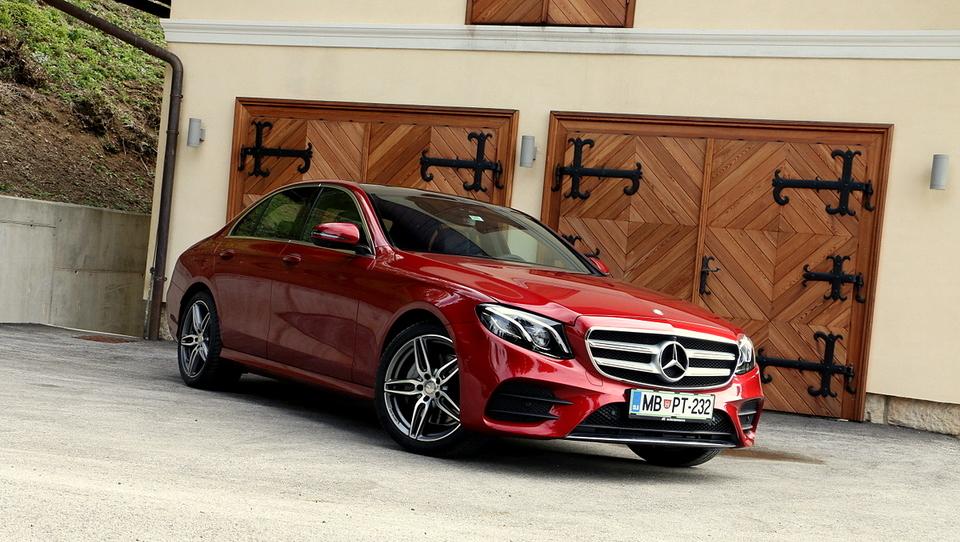 Poslovni Mercedes za vsak domači biznis