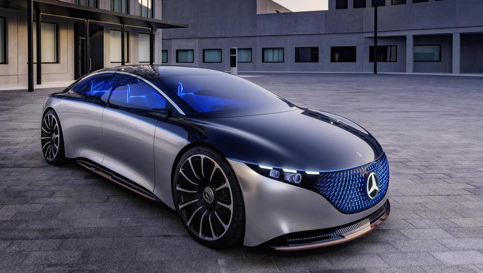 Prihodnost Mercedes-Benzovega razreda S