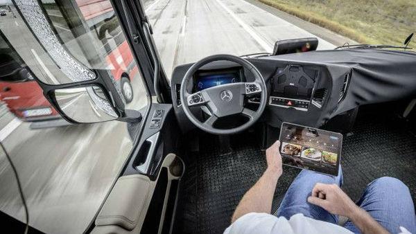 Kaj bo s tovornjakarji v prihodnosti?