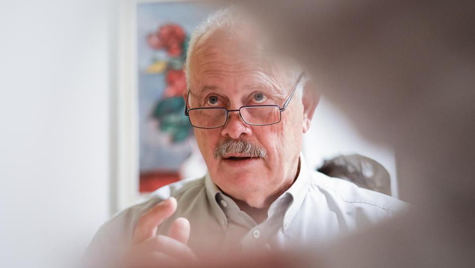 Miroslav Gregorič, ekspert za jedrsko varnost: 'Iran lahko hitro pride do materiala za svojo jedrsko bombo'
